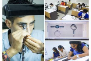 Diploma in Gems & Jewellery